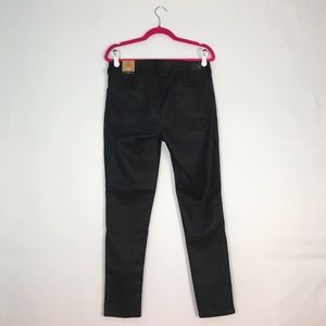 American Eagle Outfitters Pants - NWT Faux Leather Moto Style Stretch Jeggings 12